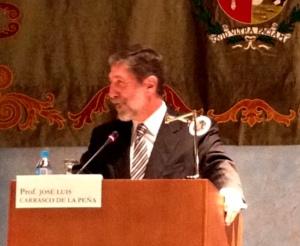 Discurso de aceptaciòn del premio por parte de Eloy M. Rodríguez