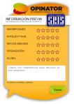 Cuestionario sobre previa de Inforsalud vía web