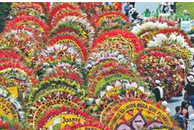 Desfile de Silleteros de Medellín