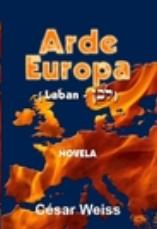 "Portada de ""Arde Europa (Laban)"""