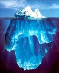 Imagen de un Iceberg