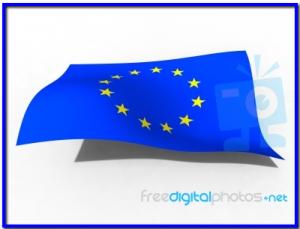 Imagen de la bandera de Europa
