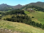 Montaña en la zona de El Vidural