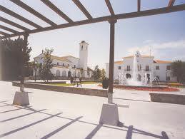 Plaza del Ayuntamiento de Villanueva de la Cañada (Madrid)